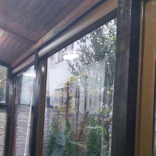 rulouri transparente din pvc